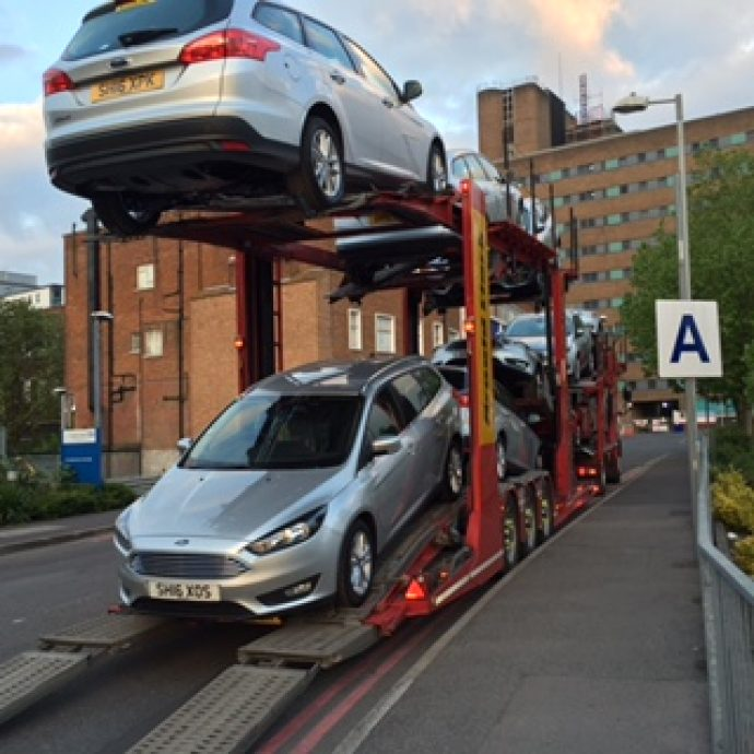 New Cars for the Out of Hours Service